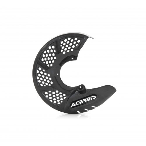 Acerbis X-brake Vented Carbon Front Disc Cover