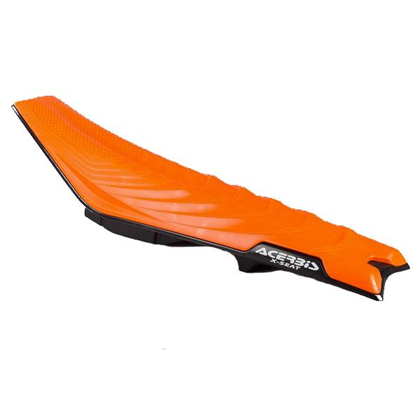 Image of Acerbis Sella X-SEAT (COMFORT) ORANGE KTM SX 250-350-450 4T SX 125 150 2T 2016 db3719273c87a6b1b6f699738114438ae82f7305
