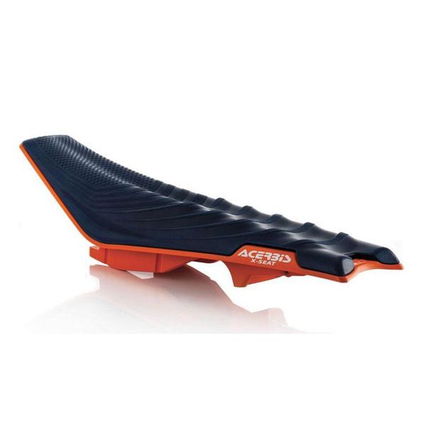 Acerbis X-seat(comfort)black Ktm Sx-sxf 2t 4t 11/15 Exc 2t 4t 12/15
