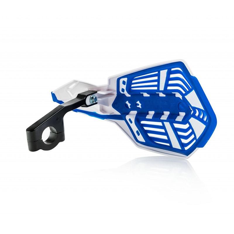 Acerbis 26346-61029 X-Factory Handguard White//Blue