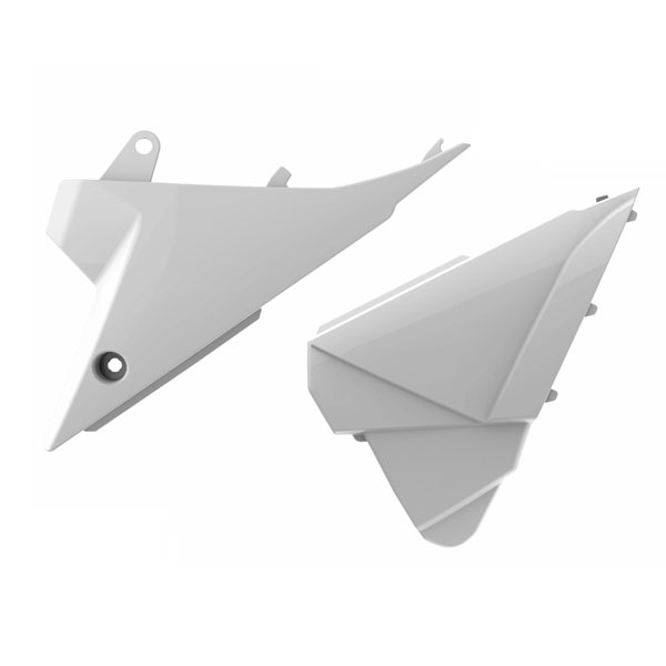 Polisport Air Box Side Panels Beta Rr 14/16 White