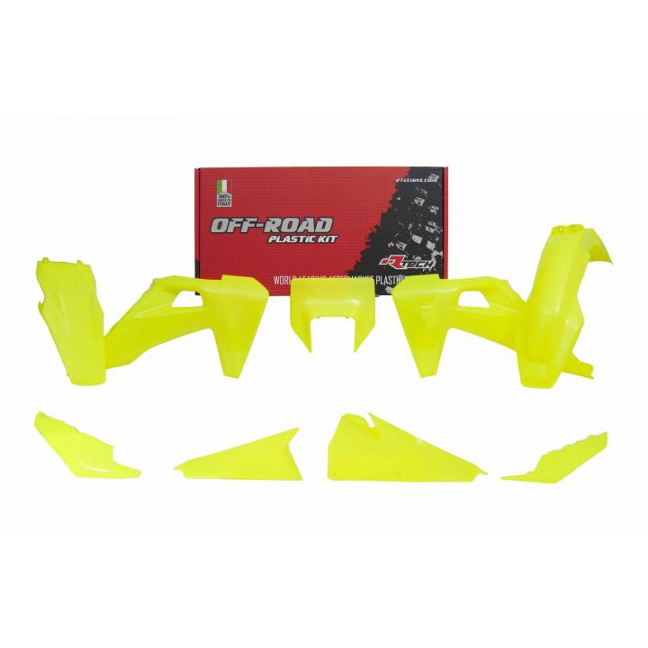Racetech Replica Plastics Husqvarna Te/fe Yellow
