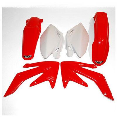 Ufo Kit Plastiche Honda Crf 250 2006-7