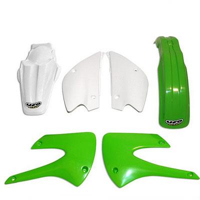 Ufo Plastic Kits Kawasaki Kx 85 2013