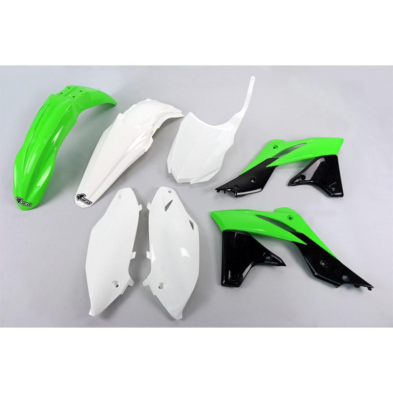Kit Plastiche Ufo Kawasaki Kxf 250 Oem 14-15