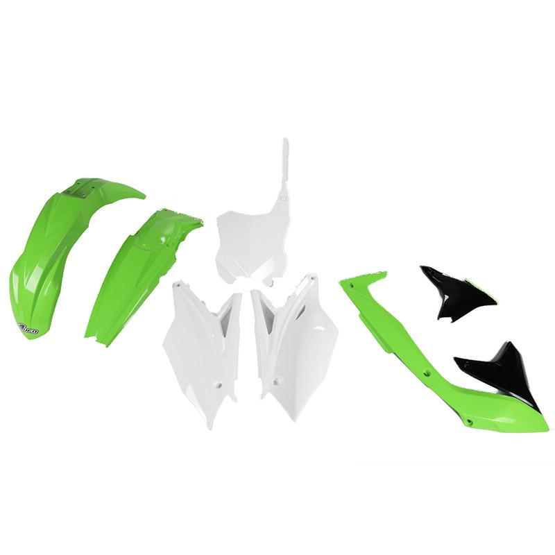 Ufo Kit Plastiche Kawasaki Oem Kxf 450 2016