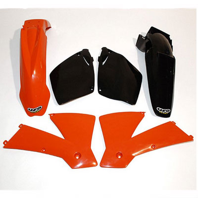 Ufo Kit Plastiche Ktm Sx-sxf 2001-2002