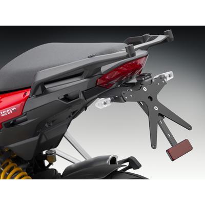 Rizoma License plate support by model DUCATI MULTISTRADA 1200 PT508B