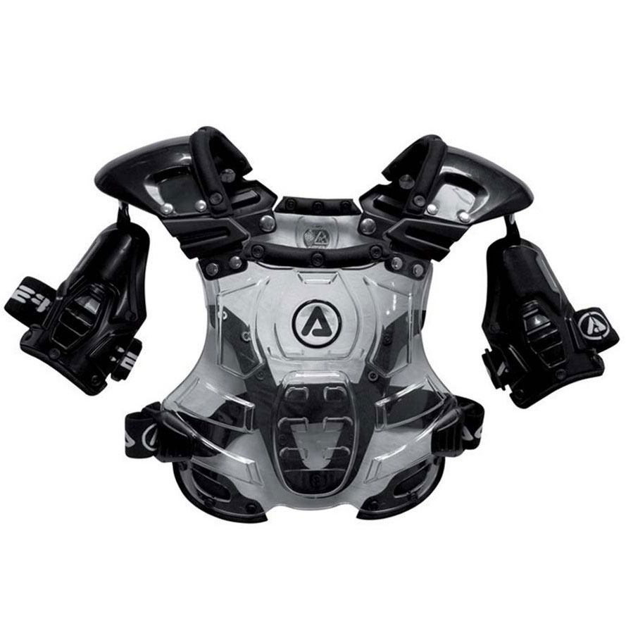Acerbis Bomber Junior Black Chest Protector