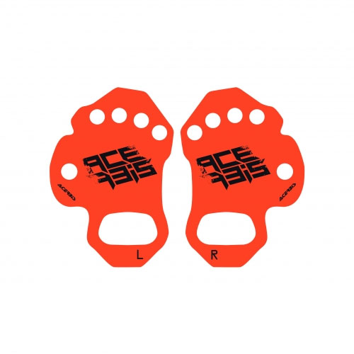 Acerbis Orange Palm Protection