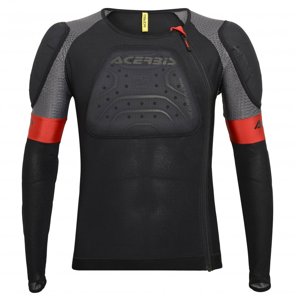 Acerbis Body Armour X-Air Jacke schwarz