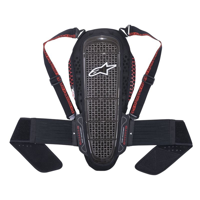 Alpinestars Nucleon Kr-1 Black