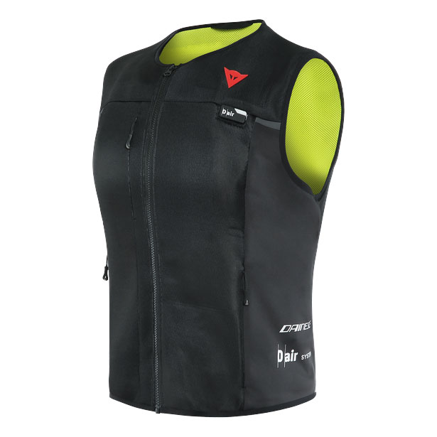 Dainese Smart Jacket Lady D-air® Black