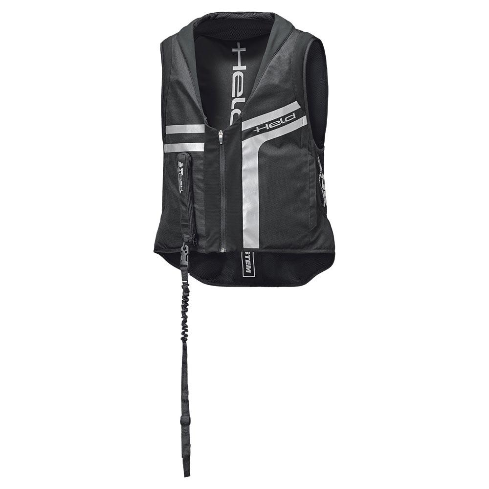Held Aufblasbare Protektoren Air Vest 2 schwarz