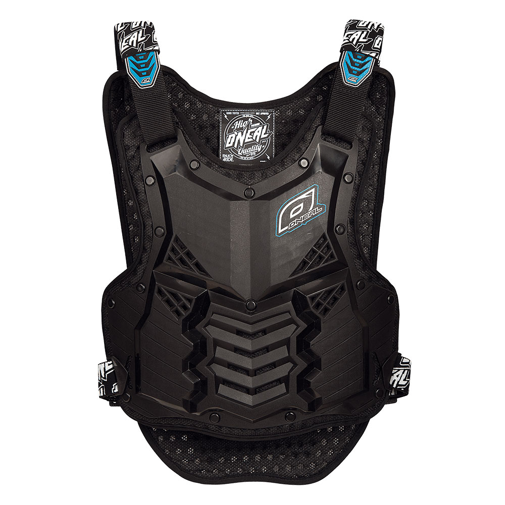 ONeal Holeshot Short Protector schwarz blau