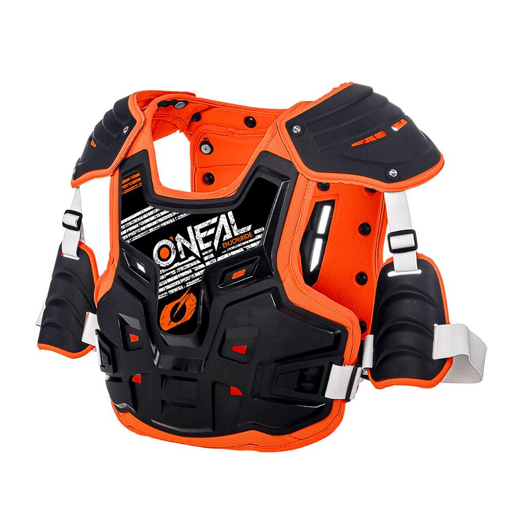 O'Neal PXR Steinschild orange