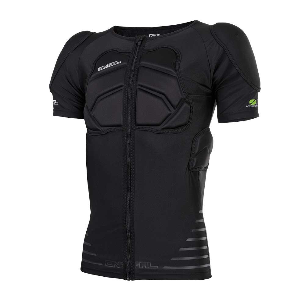 O'Neal STV Kurzarm-Schutzhemd schwarz