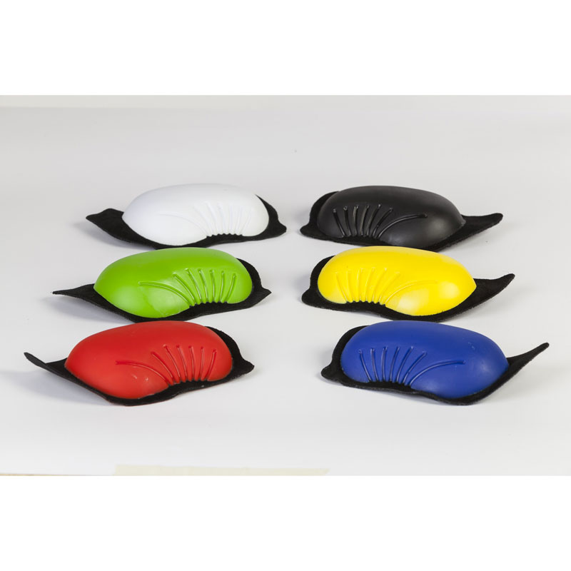 Zandona Knee Sliders Fluo