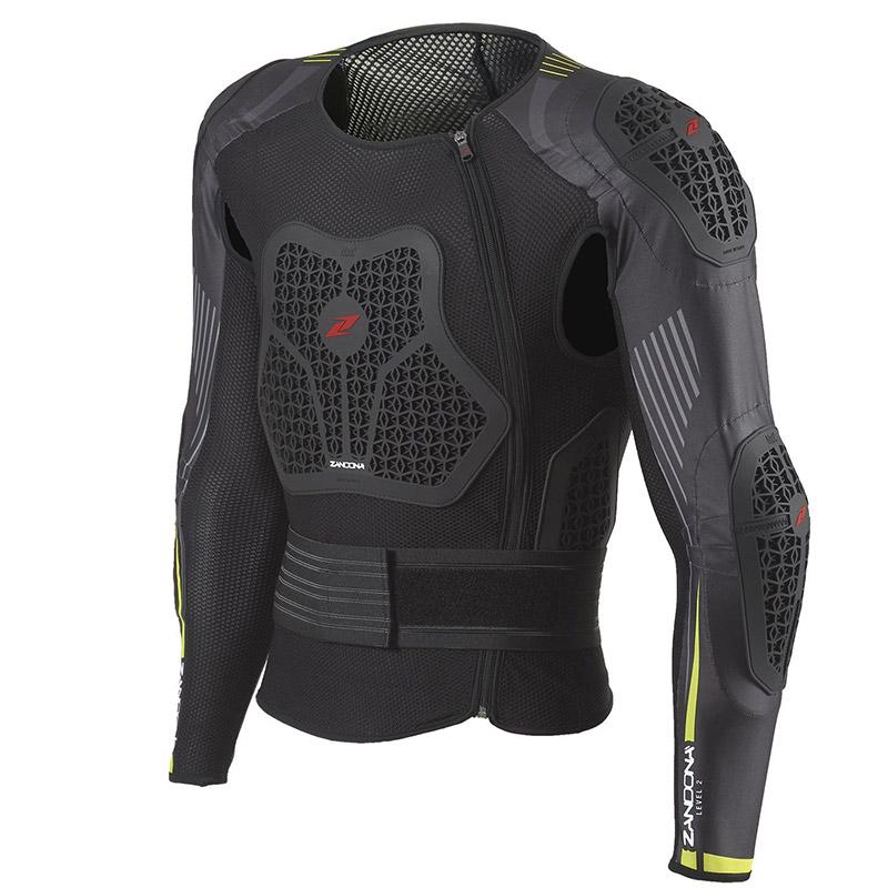 Maglia Protettiva Zandona Netcube Jacket X7 Nero