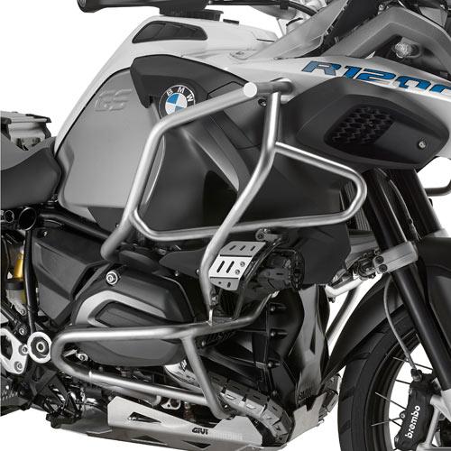 Givi Paramotore Tubolare Tnh5112ox Acciaio Inox R 1200 Gs Adventure (> 2014)