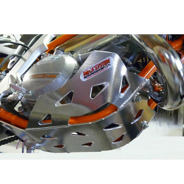 Meca System Skid Plate Enduro Suzuki Drz 400