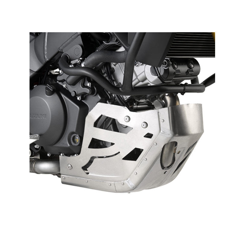 Oil carter protector in Aluminium for SUZUKI DL1000 V-STROM