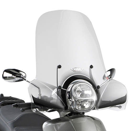 Givi Windscreen 130a + Mounting Kit A148a