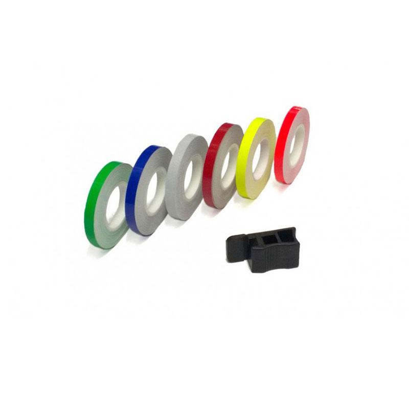 Lightech Adesivo Per Profilo Ruota Blu Stk048