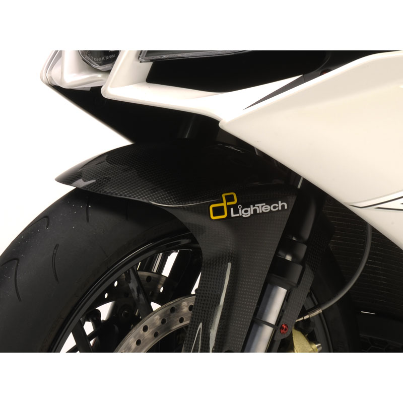 Lightech Front Mudguard Aprilia