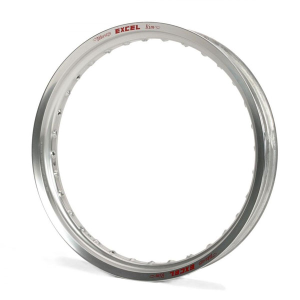 Motocross Marketing Cerchio Excel 2,50 X 18 - 36 Fori Silver