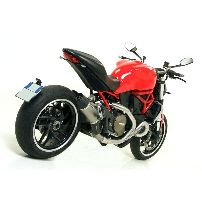 Arrow Terminal Jet-race - Ducati Monster 821 & 1200 2014
