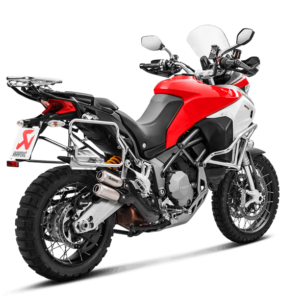 akrapovic exhaust system ducati multistrada 950 1200 enduro s d9so10 hifft exhaust motostorm. Black Bedroom Furniture Sets. Home Design Ideas