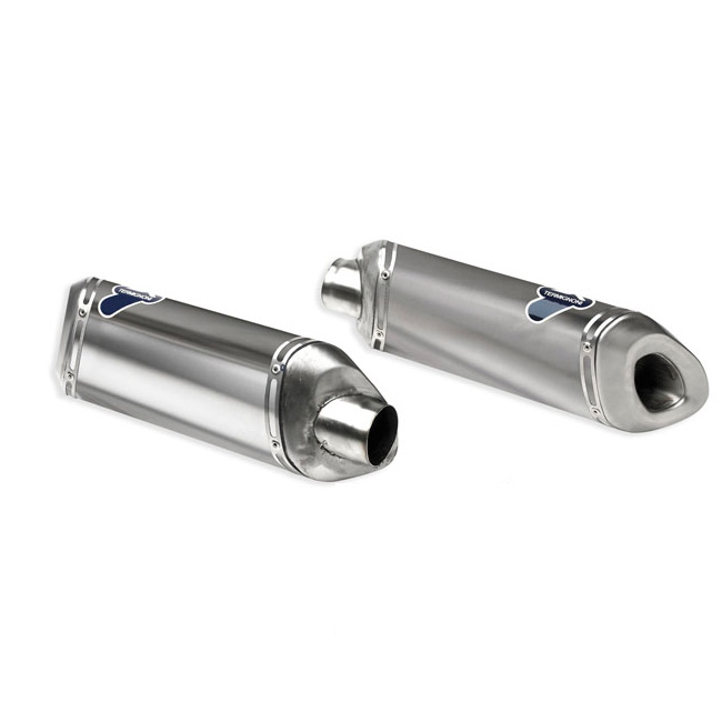 Termignoni Titanium Silencer For Ducati 848 - 1098 - 1198