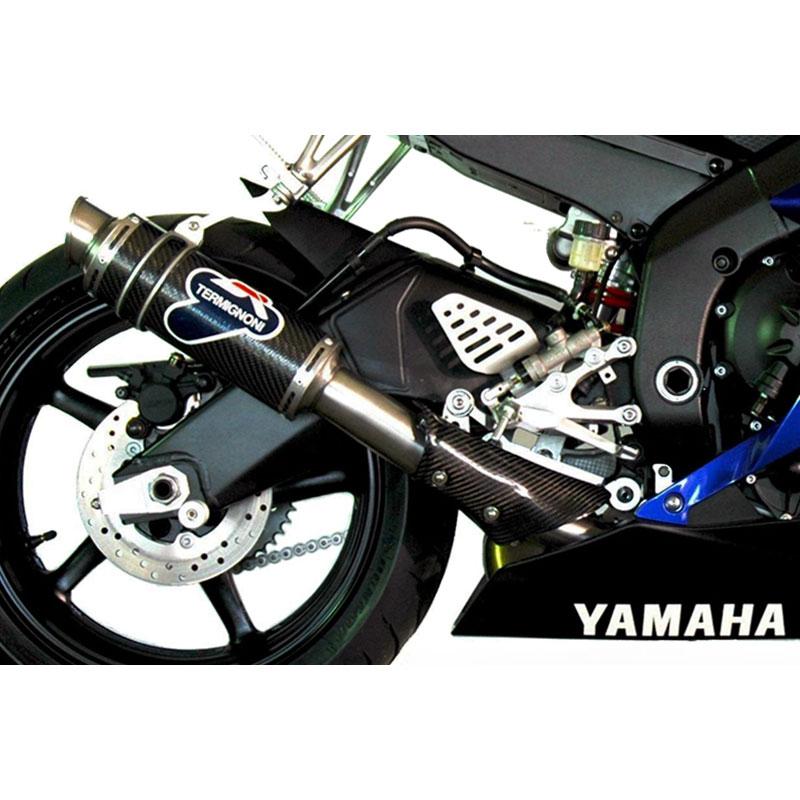 Termignoni Slip On Gp Style Silencer Yamaha R6