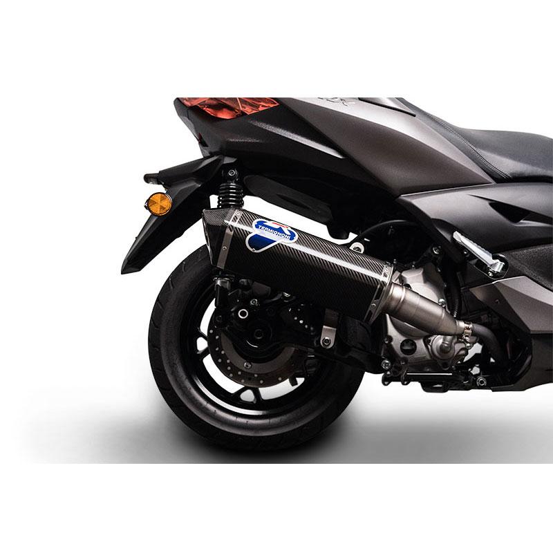 Termignoni Steel Slip On Scream Yamaha X-max 300