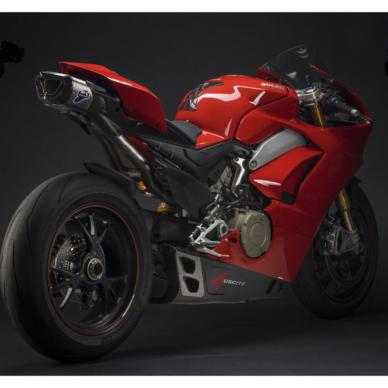 Termignoni Full System Exhaust Racing Ducati Panigale V4 Term Ducati