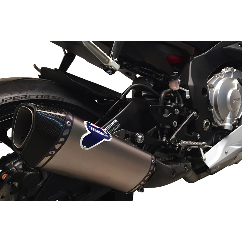 Termignoni Schalldämpfer CE Yamaha R1