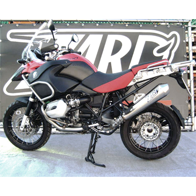 ZARD EXHAUST FOR BMW R1200 GS