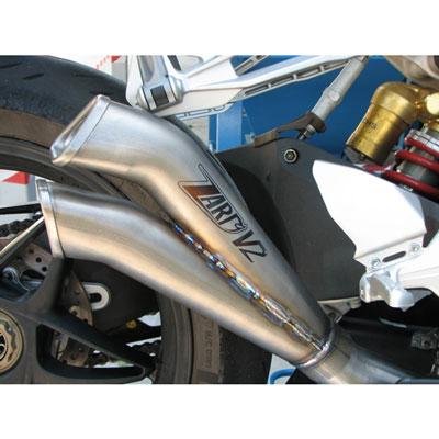 Zard V2 Slip-on Exhaust Full Titanium S 1000 Rr Ce