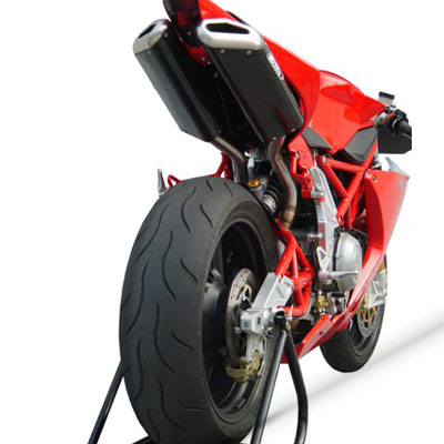 Zard Kit Collettori Bimota Db 5 My 07-2012