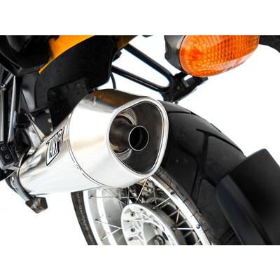 Zard Muffler Bmw R 850 Gs/r 1150 Gs/r1150r