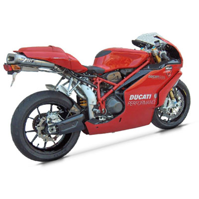 ZARD KIT SADDLE DUCATI 749/999 BIPOSTO
