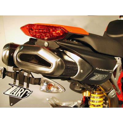 Zard Exhaust Penta Ducati Hypermotard 796