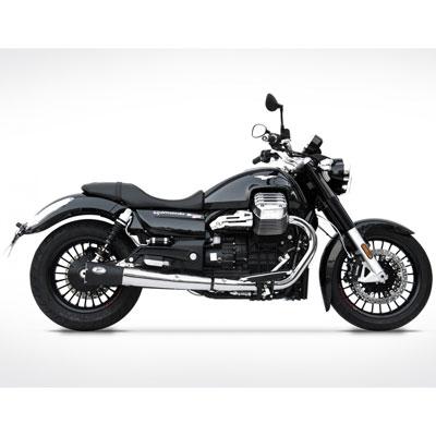 Zard N.2 Silencers Moto Guzzi California '13