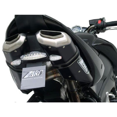 Zard N.2 Silenziatori Suzuki B-king