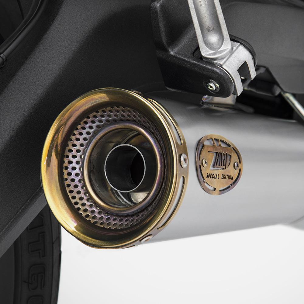 Zard Complete Kit Zuma Ducati / Scrambler