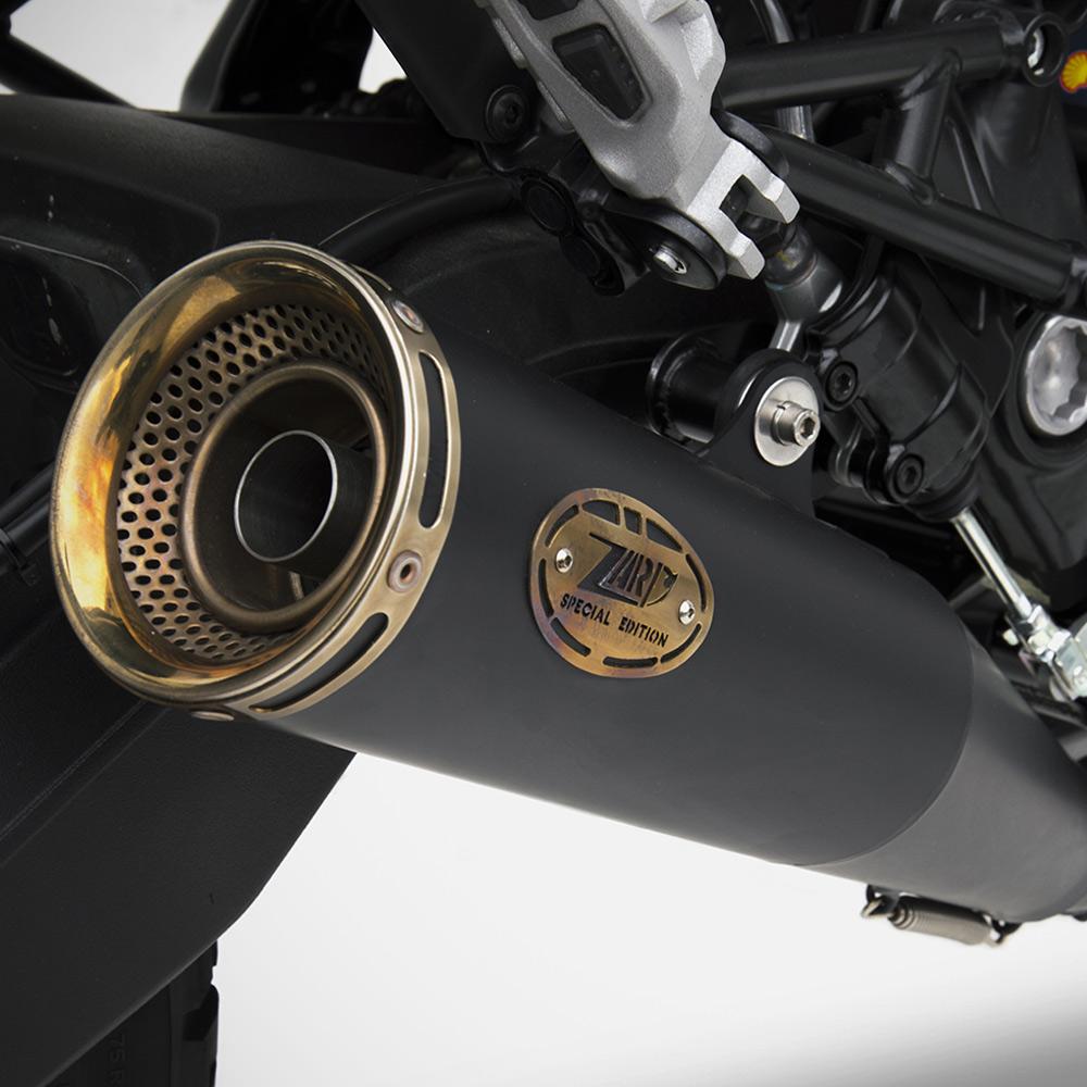 Zard Silencer zuma Ducati / Scrambler