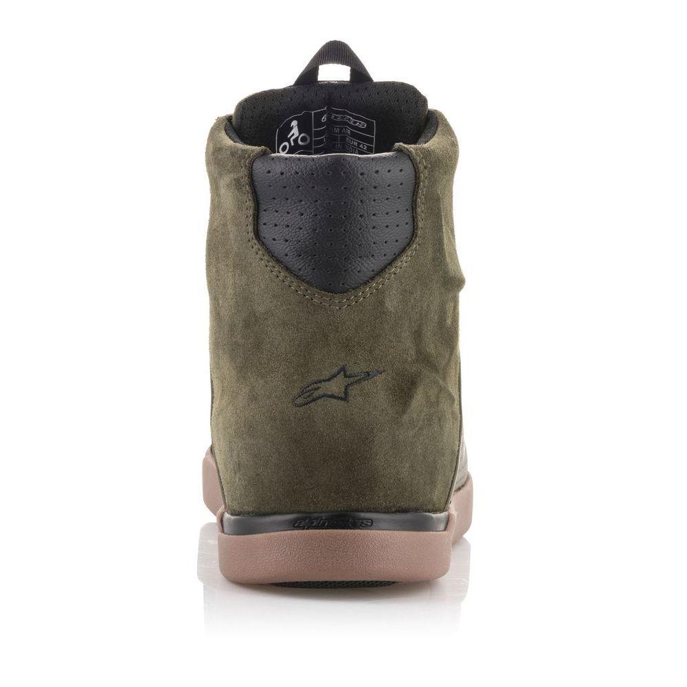Alpinestars Jam Air Riding Shoes Military Green A2652518608 Boots ... fc0da5733c3
