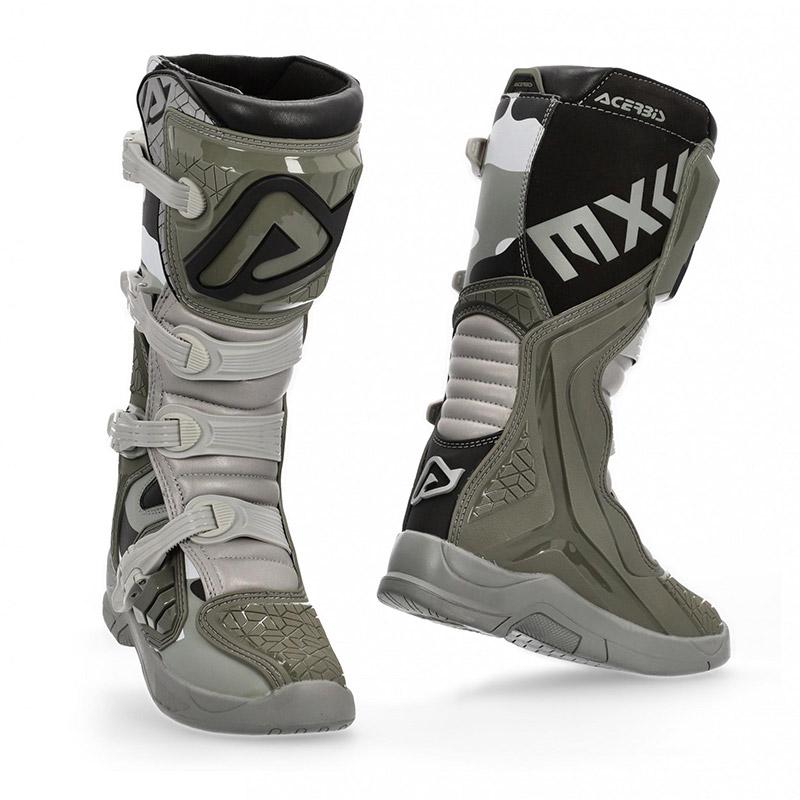 Acerbis X-Team Motocross Boots White 41
