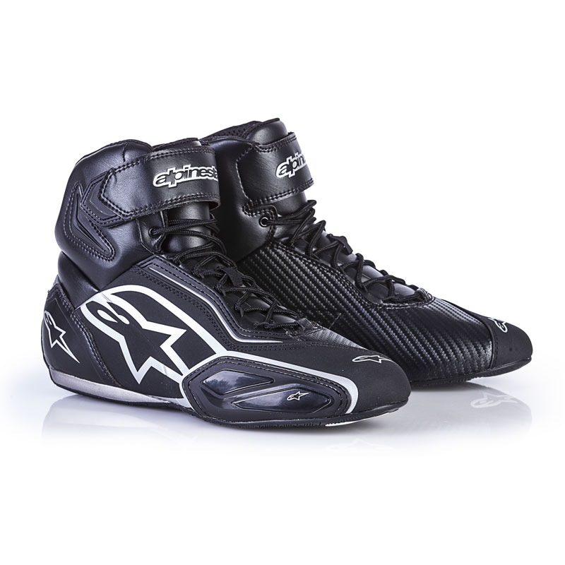 a3c21c7441766a Alpinestars Faster 2 Shoes Silver A2510216119 Boots